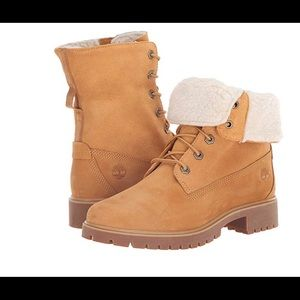 Size 10 *WORN* Timberland Teddy Boots